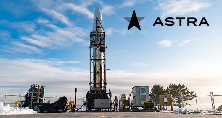 Astra Launch image Logo