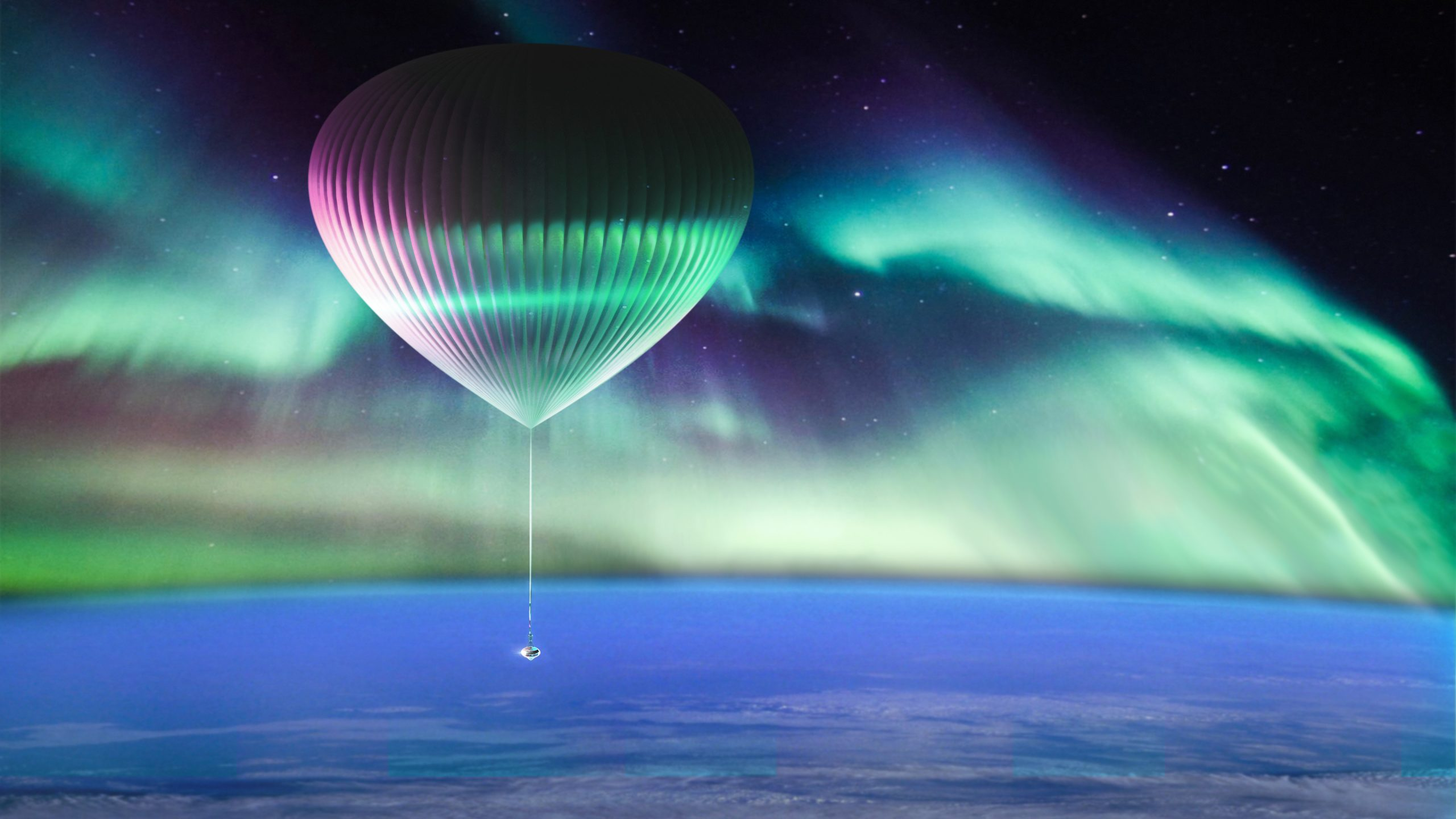 Space Perspective Full Balloon Aurora 4