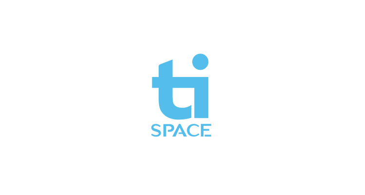 TiSpace logo launch partner